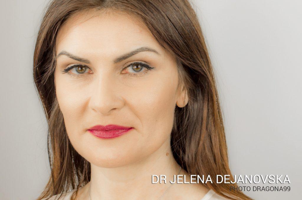dr Jelena Dejanovska Orhideja