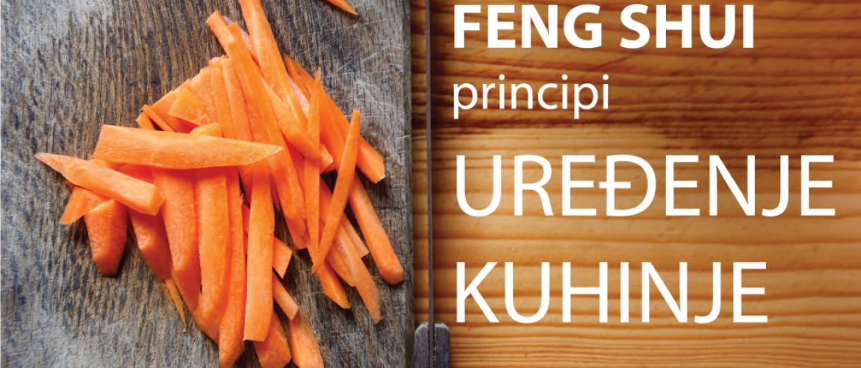 OsnovniFeng shui principiza uređenje kuhinje