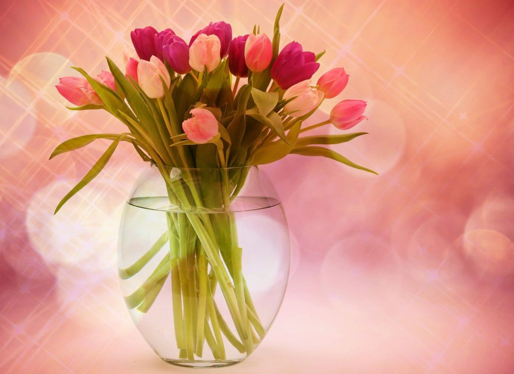 Feng shui - cvetni aranžman