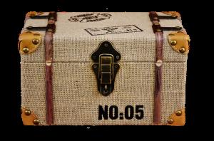 Rešite se suvišnih stvari - kovčeg od jute