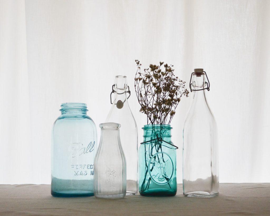Feng shui Element Voda-flaše-tegle