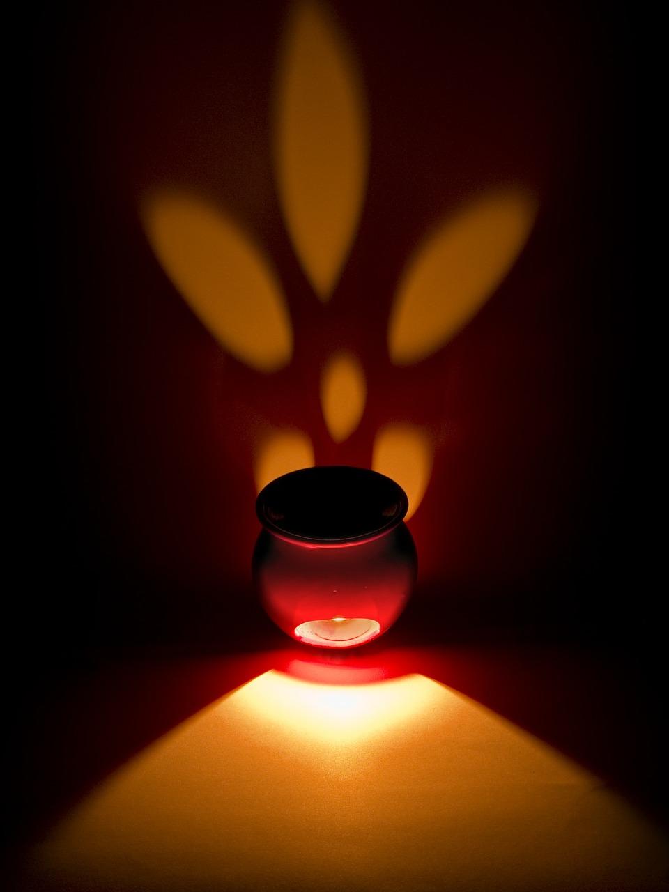 Uljana lampa 01