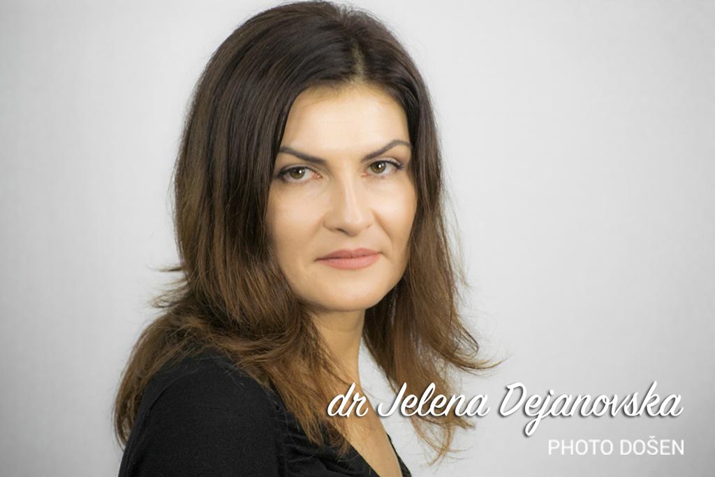 dr Jelena Dejanovska Kristali