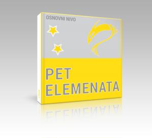 PET ELEMENATA - online trening