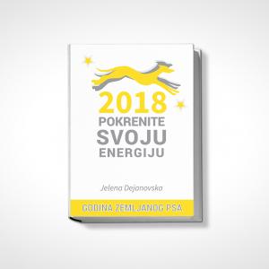 Knjiga Pokrenite svoju energiju