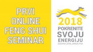 Prvi Feng shui online seminar