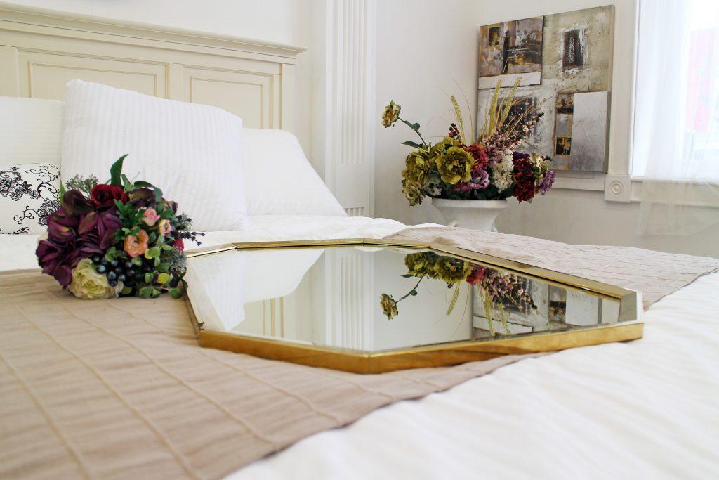 Ogledala u spavaćoj sobi - Feng shui