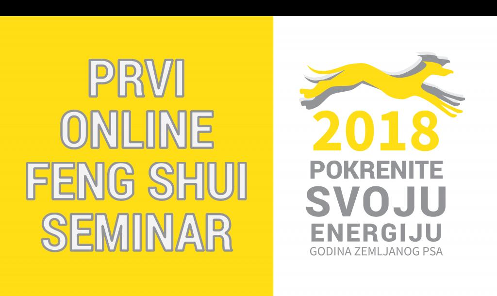 Prvi Online seminar - Feng shui 2018